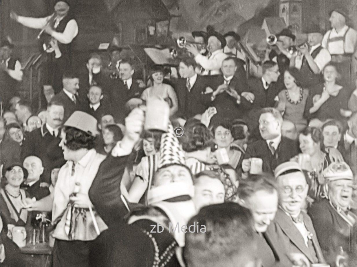 Varieté in Berlin 1930