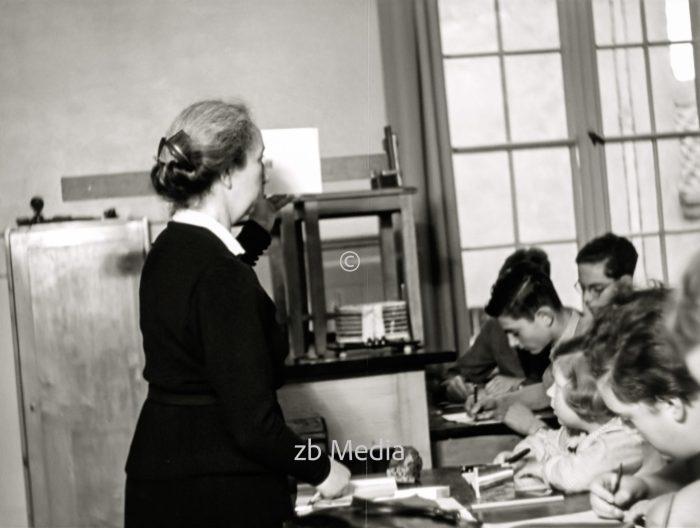 Leonore Goldschmidt. Jüdische Goldschmidtschule in Berlin 1937