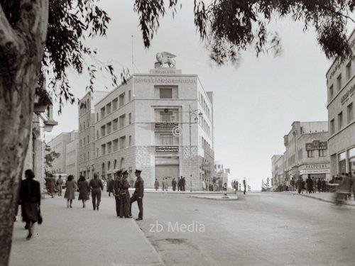 Assicurazioni Generali Gebäude in Jerusalem 1935