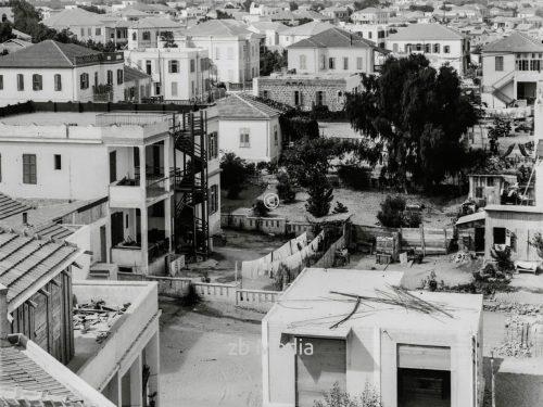 Jüdische Siedlung in Tel Aviv