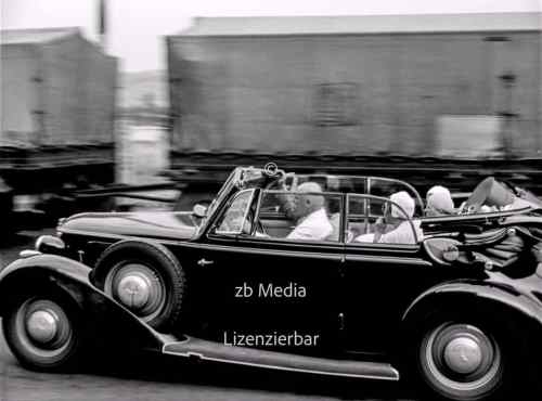 Autoverkehr in Deutschland 1937