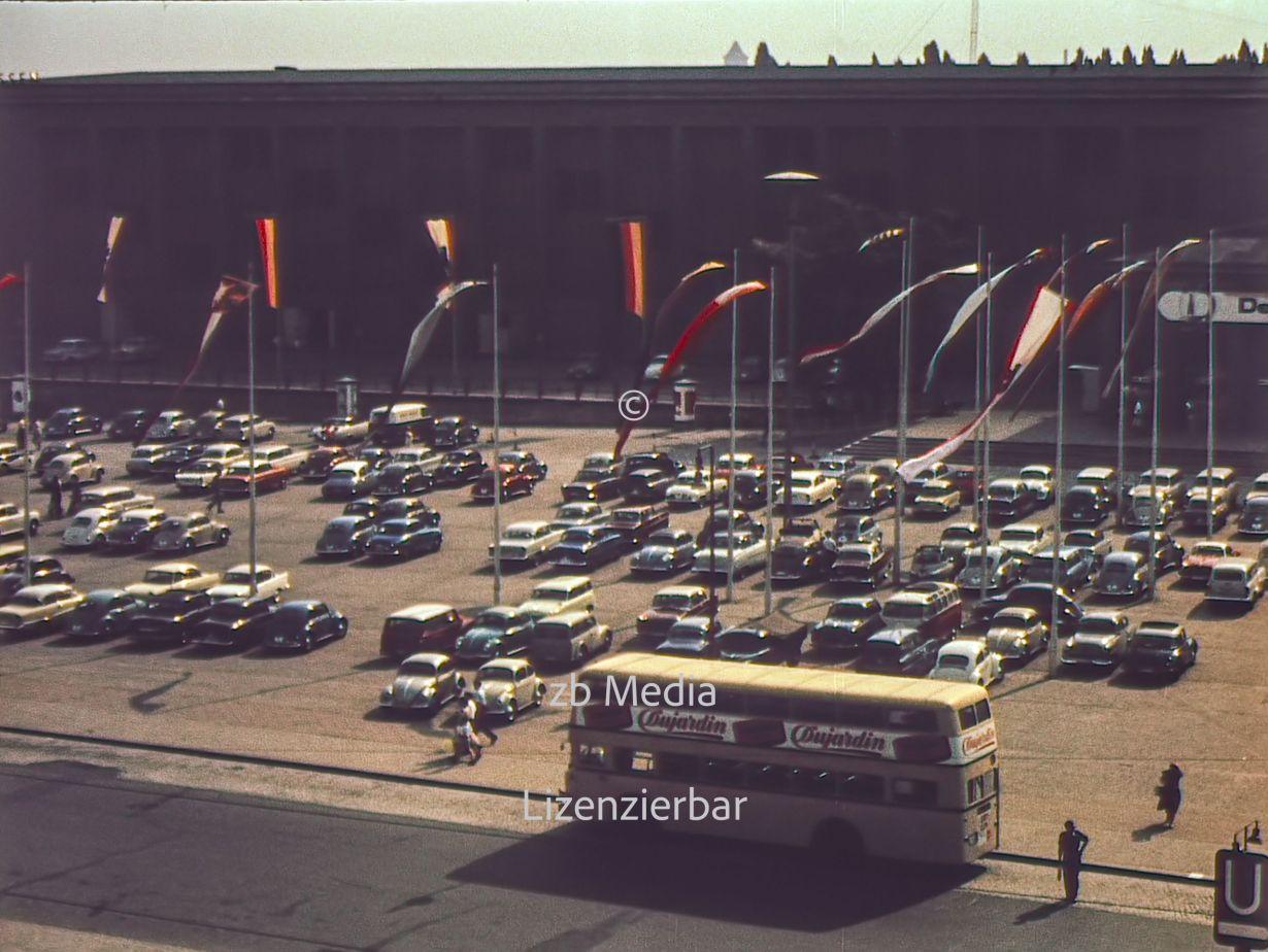 Ausstellungsgelände Berlin 1961