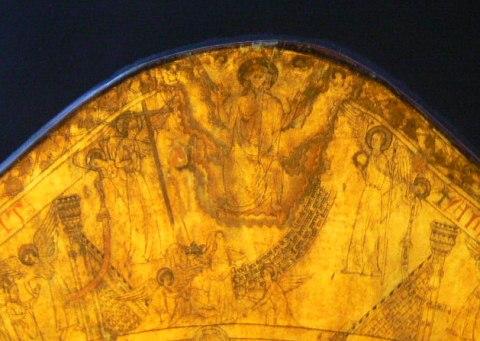 Mappa Mundi angels HUK