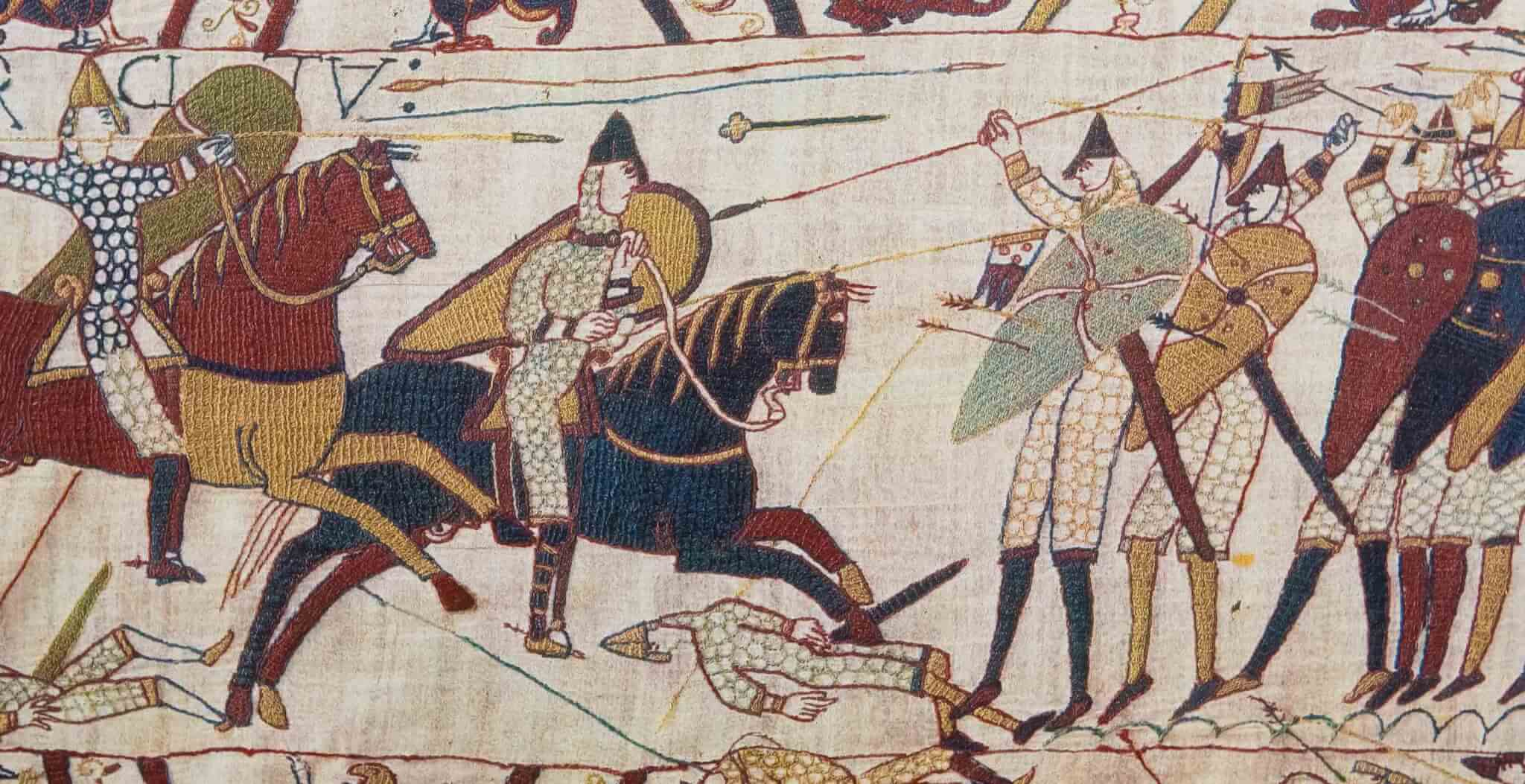 Image result for battle of hastings