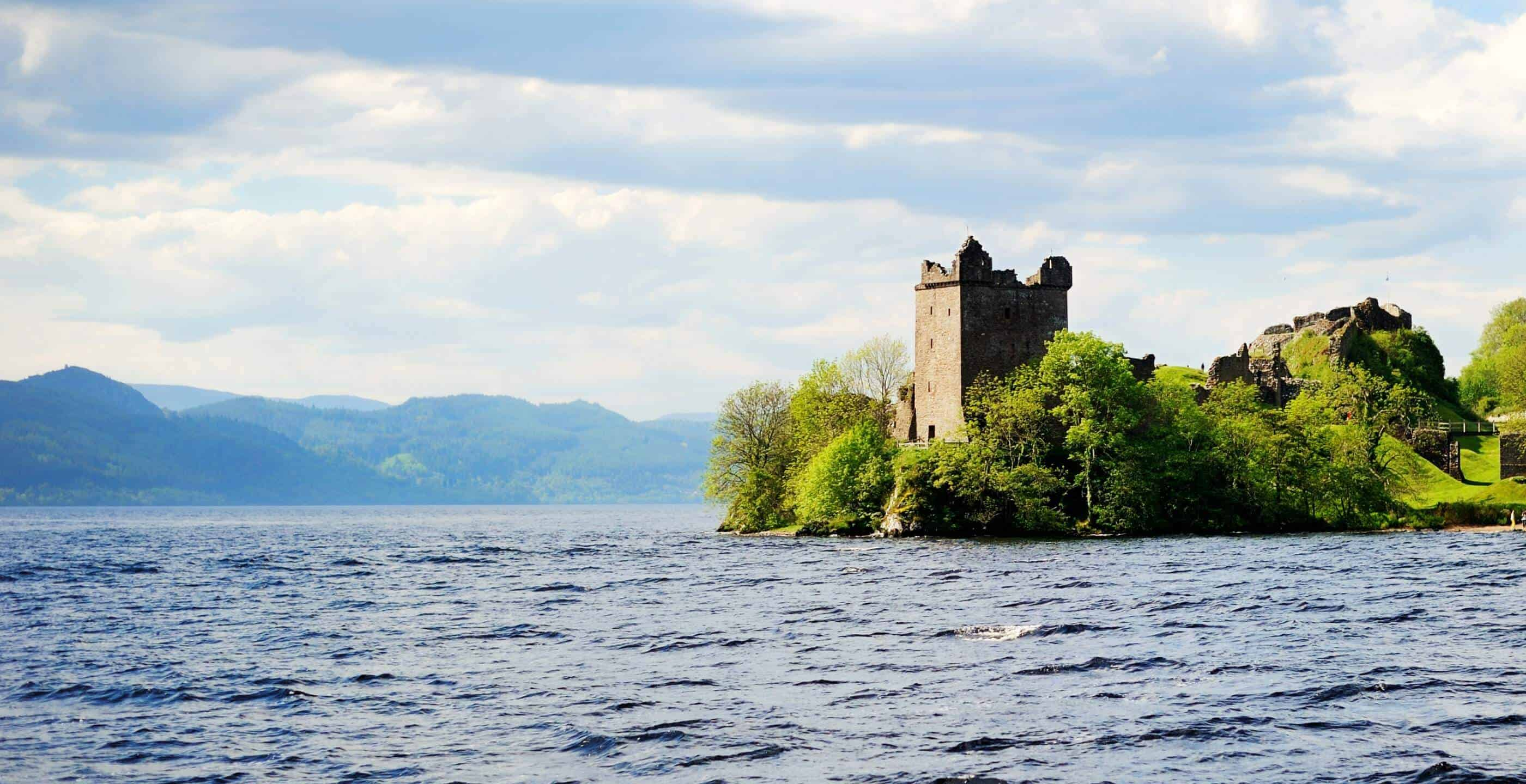 The History Of The Loch Ness Monster