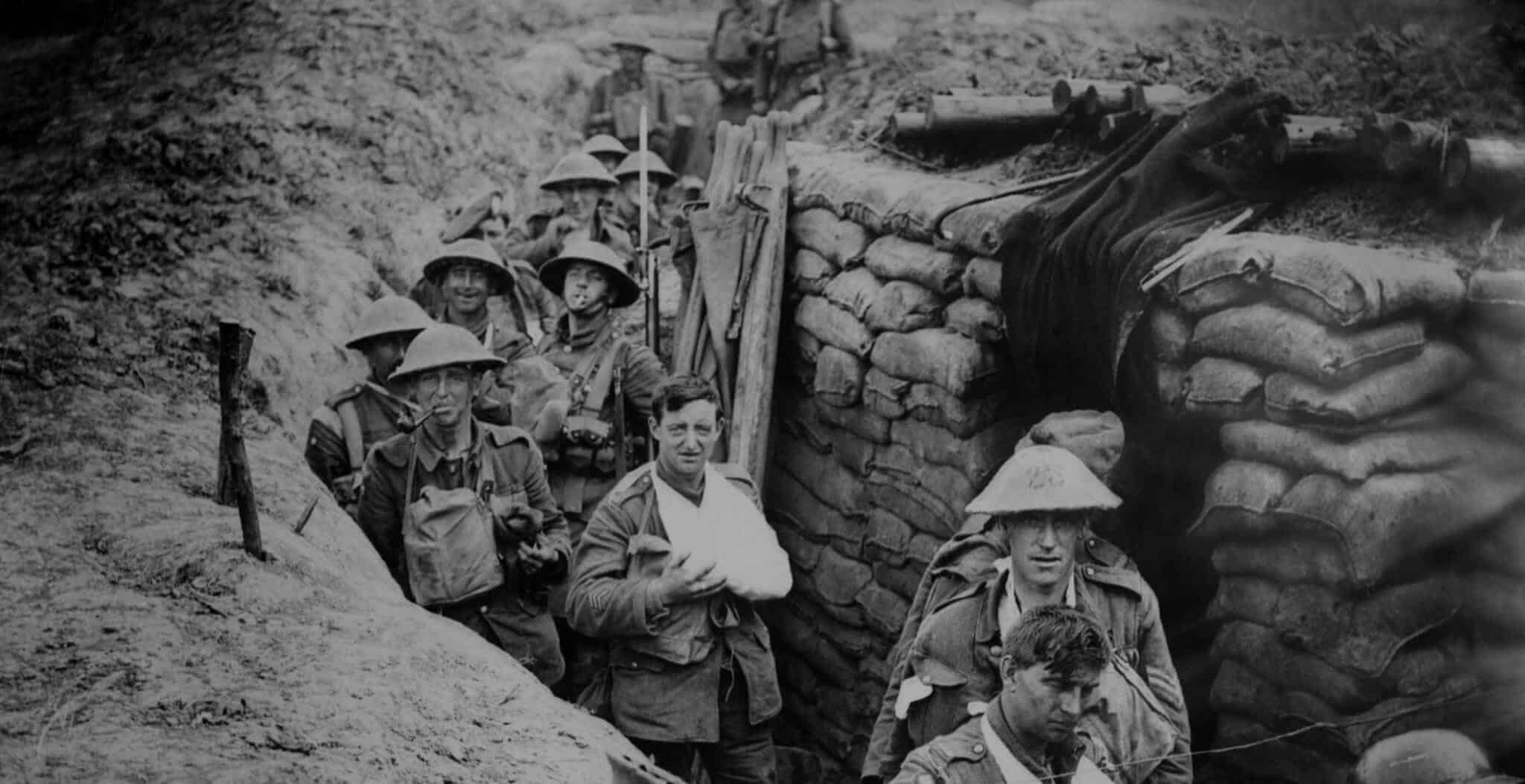 World War One Timeline Of Events In