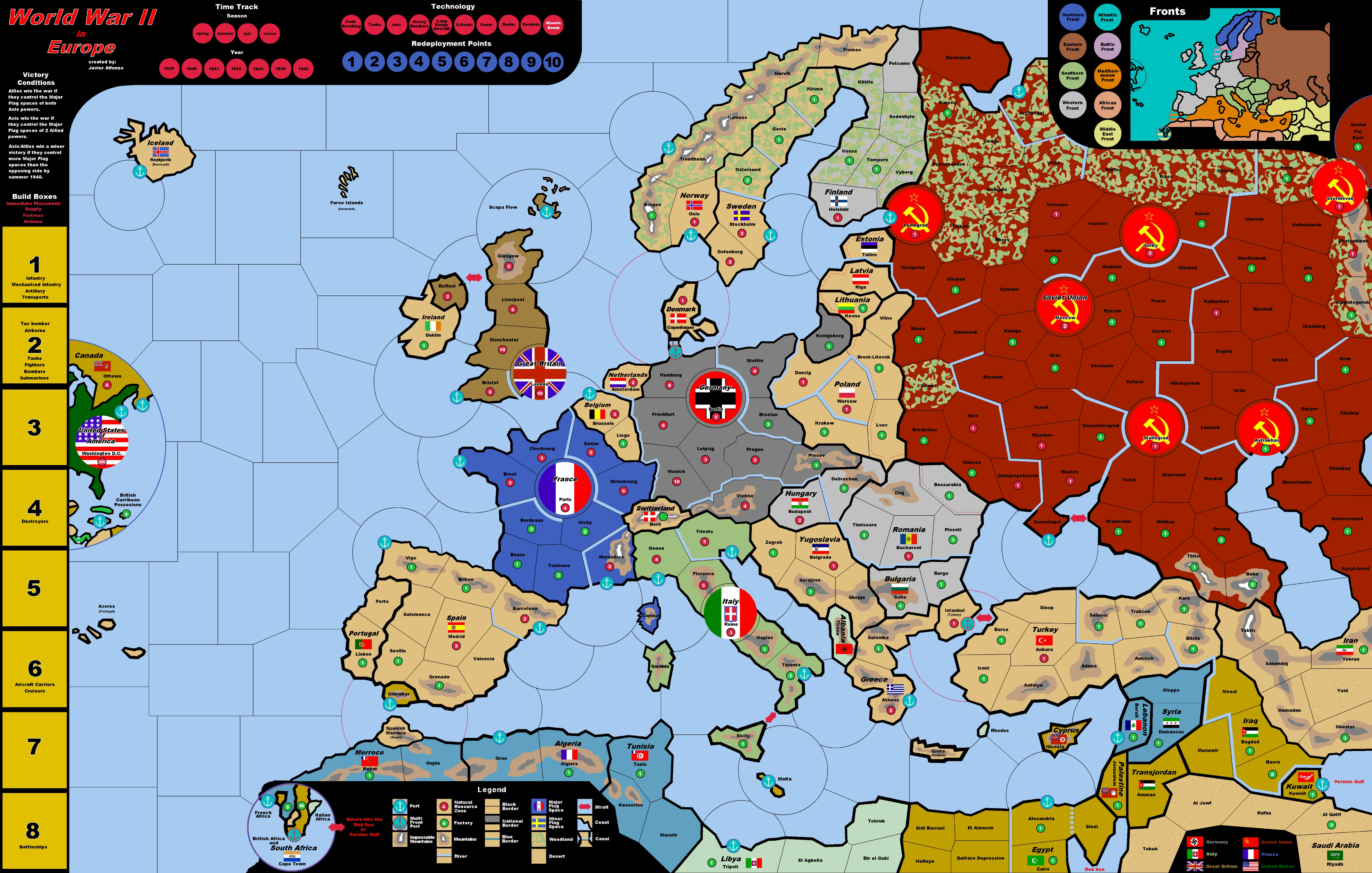 Wwii In Europe Download