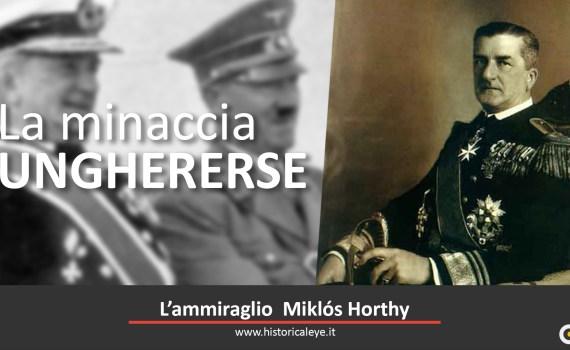 l'Ungheria di Miklos Horthy