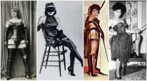 quattro dominatrici di professione degli anni trenta