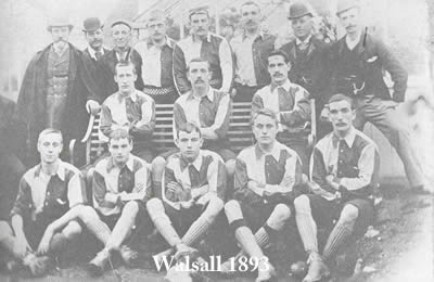 walsall fc 1893
