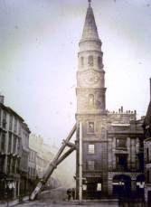 Old Paisley Tolbooth (Demolished 1860 )