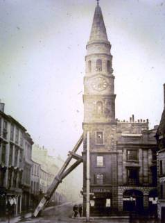 Old Paisley Tolbooth