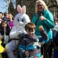 Easter Egg Hunt  2014 winner