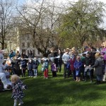 Paisley Easter Egg Hunt Ready, Steady Go!