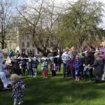 Paisley Easter Egg Hunt Ready, Steady Go!