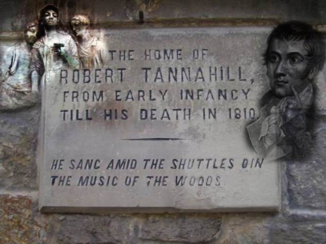Plaque Home Tannahill