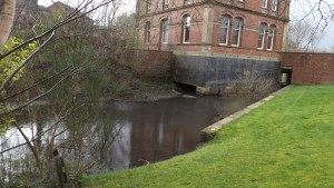 Paisley Ferguslie Mill and  Old Canal