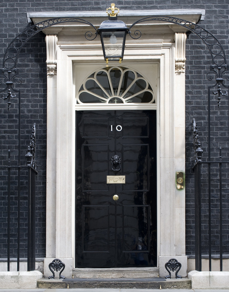 georgian front doors