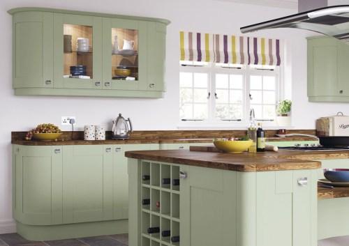 pantone greenery kitchen tips