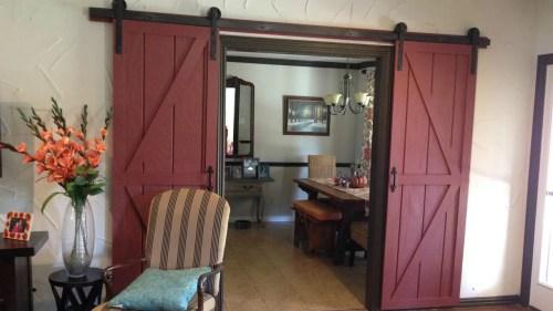 sliding farm doors