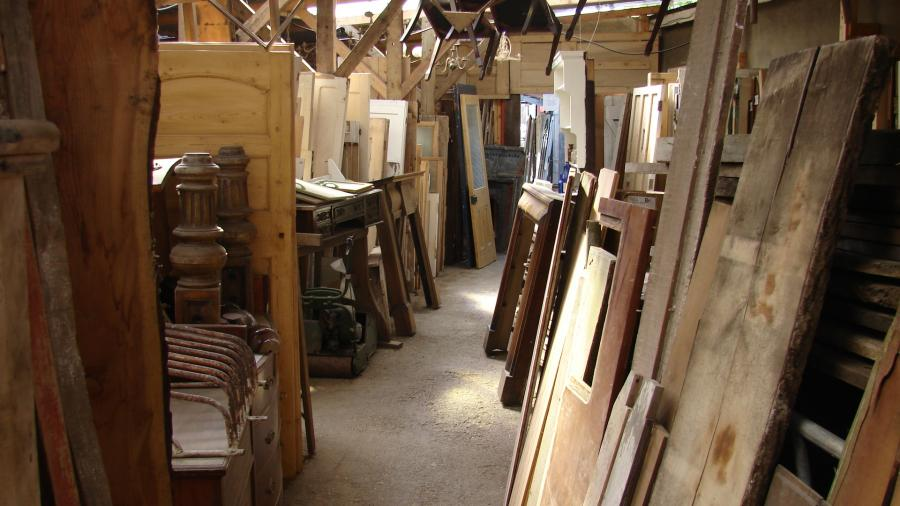 Why you should support salvage businesses and reclamation yards