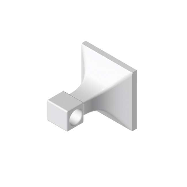 ceramic tile in towel bar end 4 1 4 x 4 1 4 one end only many colors available