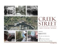 Creek Street Survey