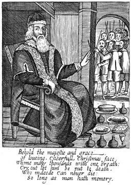 The History And Many Faces Of Santa Claus
