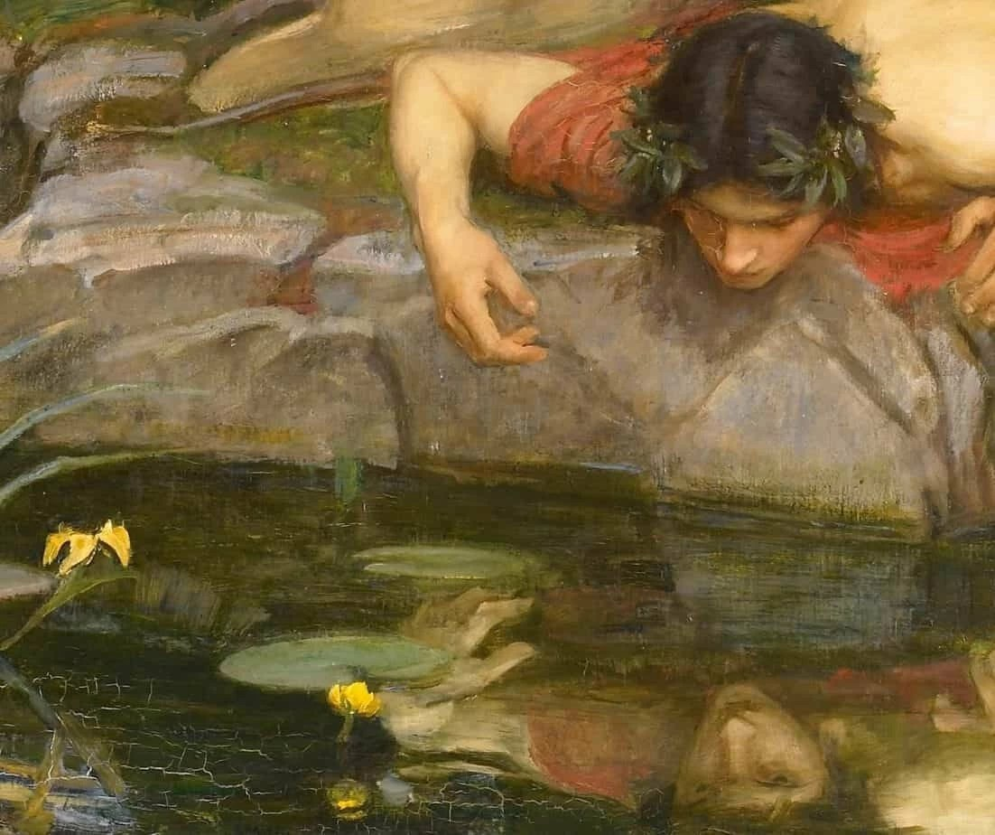 The Triplicate Pain Of Narcissus