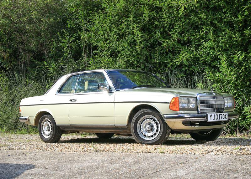 Mercedes 230 Ce 1982 Mercedes Benz 230 Ce Michiel2005