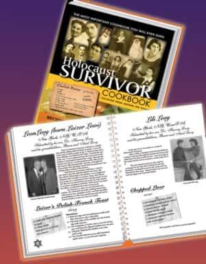Holocaust Survivor Cookbook