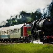 CFL 5519 und V122 gemeinsam auf dem weg nach Königstein © Gerhard Hohl