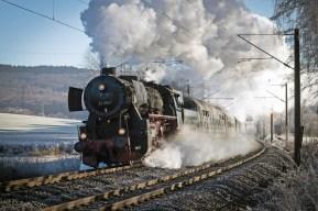 52 4867 in voller fahrt zwischen Idstein und Wiesbaden ©Gerhard Hohl