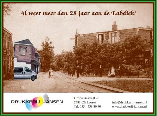 Drukkerij Jansen