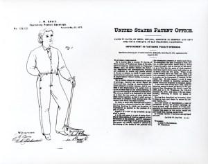 Patent Strauss en Davis