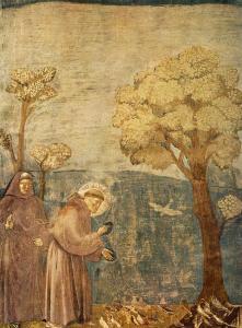 Saint Francis, Giotto di Bondone (1299).