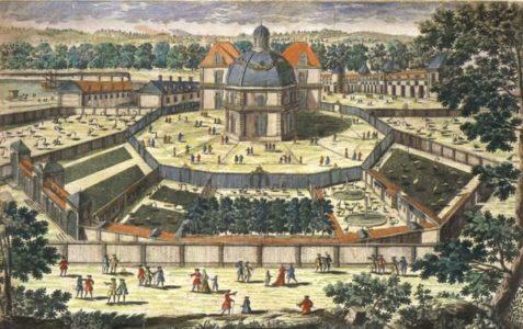 Menagerie Versailles 17e eeuw