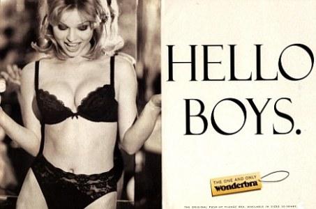 Hello Boys - Wonderbra