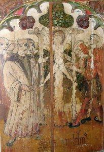 kruisiging William of Norfolk