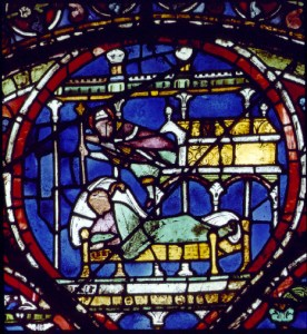 St. Thomas Becket uit schrijn