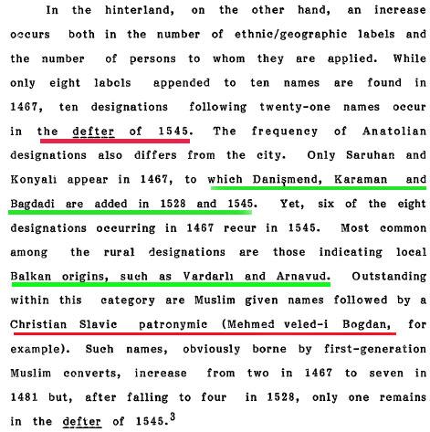 karamanlis skopje1 H Άγνωστη Ιστορία των Σκοπίων   Η ταυτότητα των κατοίκων των Σκοπίων του 15ου και 16ου αιώνα