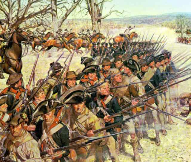 Battle Of Guilford Courthouse History