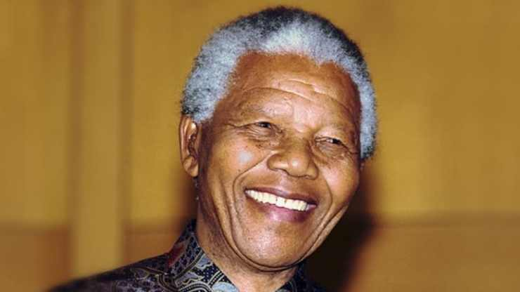 nelson mandela is one of the best South African Presidents