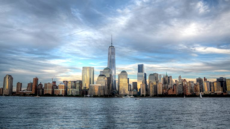 One World Trade Center Officially Opens In New York City On The Site Of The Twin Towers History