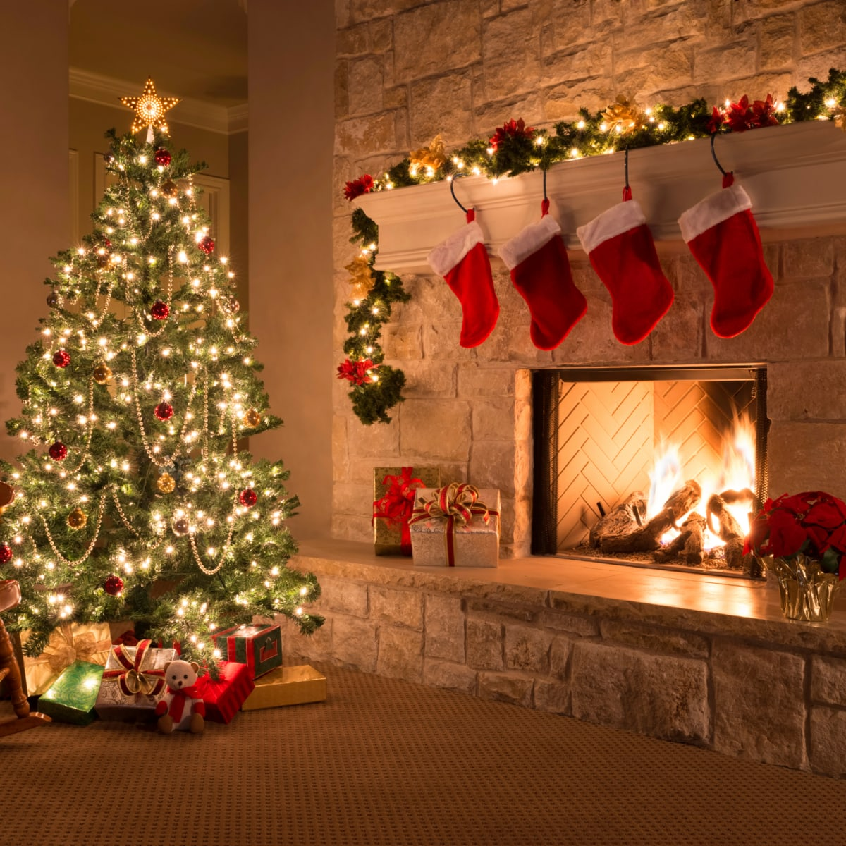The Father Of Electric Christmas Tree Lights History