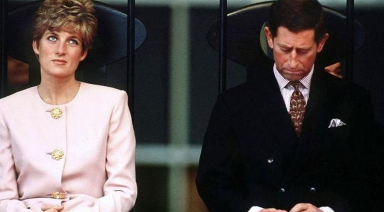 The Hidden Dark Side of Charles and Diana's Relationship - HISTORY