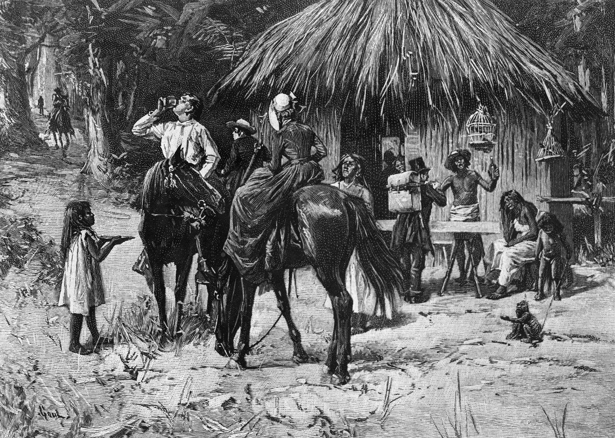The Enslaved Native Americans Who Made The Gold Rush