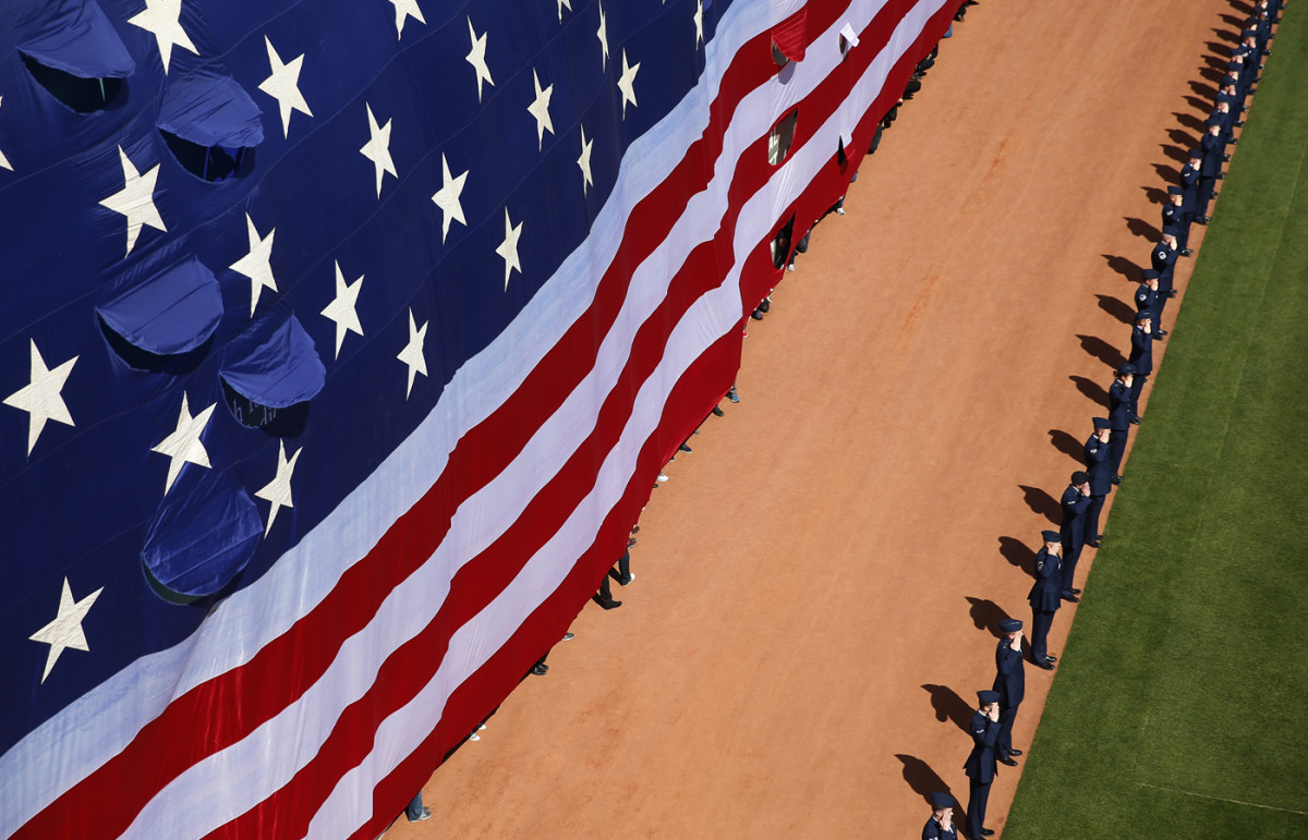 Why The Star Spangled Banner Is Played At Sporting Events