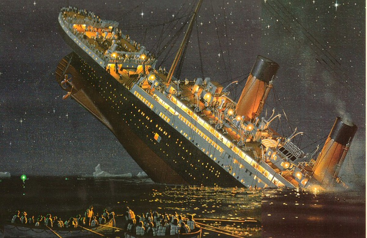 Women And Children First On Sinking Ships It S Every