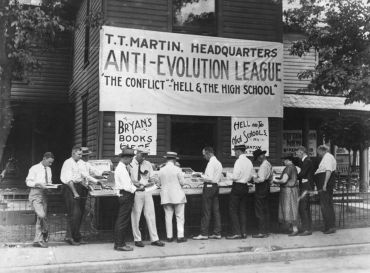 Scopes Trial - Definition, Results & Significance - HISTORY